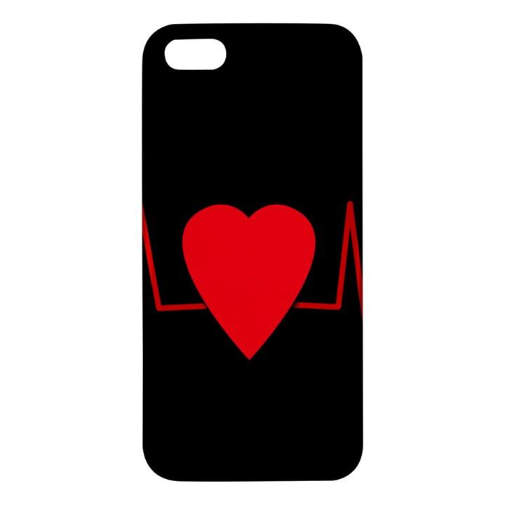 Hart bit Apple iPhone 5 Premium Hardshell Case