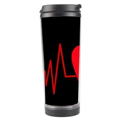 Hart Bit Travel Tumbler by Valentinaart