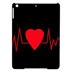 Hart bit iPad Air Hardshell Cases