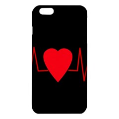 Hart bit iPhone 6 Plus/6S Plus TPU Case