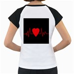 Hart bit Women s Cap Sleeve T Back