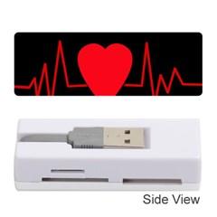 Hart Bit Memory Card Reader (stick)  by Valentinaart