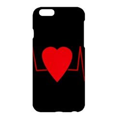 Hart Bit Apple Iphone 6 Plus/6s Plus Hardshell Case by Valentinaart