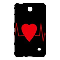 Hart Bit Samsung Galaxy Tab 4 (7 ) Hardshell Case