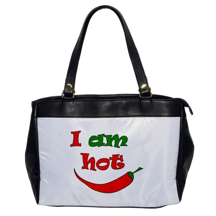 I am hot  Office Handbags