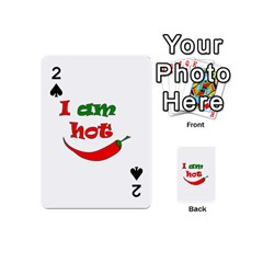 I Am Hot  Playing Cards 54 (mini)