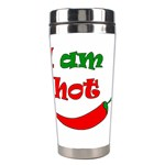 I am hot  Stainless Steel Travel Tumblers Center