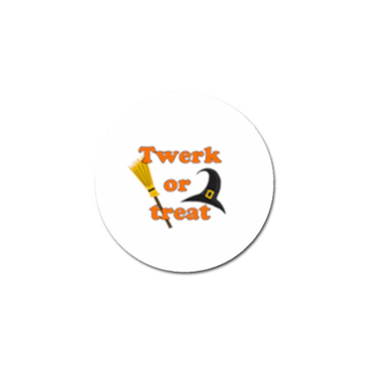 Twerk or treat - Funny Halloween design Golf Ball Marker (10 pack)