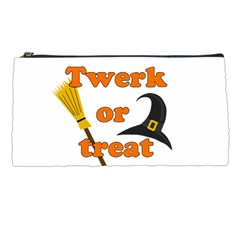 Twerk Or Treat   Funny Halloween Design Pencil Cases by Valentinaart