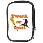 Twerk or treat - Funny Halloween design Compact Camera Cases Front