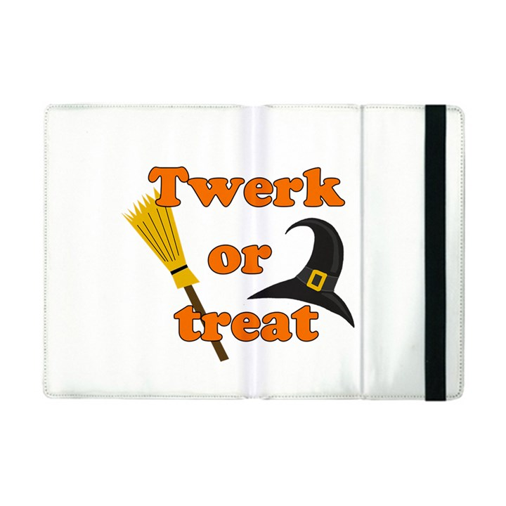 Twerk or treat - Funny Halloween design Apple iPad Mini Flip Case