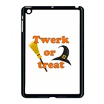 Twerk or treat - Funny Halloween design Apple iPad Mini Case (Black)