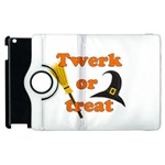 Twerk or treat - Funny Halloween design Apple iPad 2 Flip 360 Case