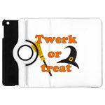 Twerk or treat - Funny Halloween design Apple iPad Mini Flip 360 Case