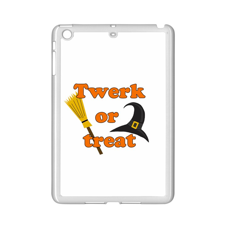 Twerk or treat - Funny Halloween design iPad Mini 2 Enamel Coated Cases