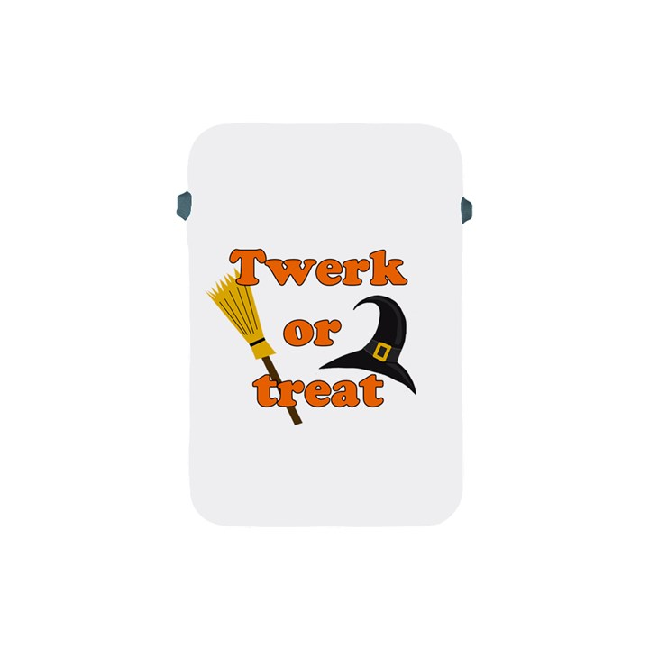Twerk or treat - Funny Halloween design Apple iPad Mini Protective Soft Cases