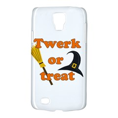 Twerk Or Treat   Funny Halloween Design Galaxy S4 Active