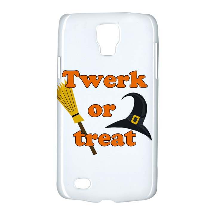 Twerk or treat - Funny Halloween design Galaxy S4 Active