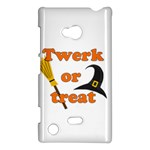 Twerk or treat - Funny Halloween design Nokia Lumia 720