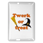 Twerk or treat - Funny Halloween design Amazon Kindle Fire HD (2013) Hardshell Case