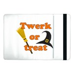 Twerk or treat - Funny Halloween design Samsung Galaxy Tab Pro 10.1  Flip Case