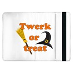 Twerk or treat - Funny Halloween design Samsung Galaxy Tab Pro 12.2  Flip Case