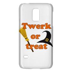 Twerk Or Treat   Funny Halloween Design Galaxy S5 Mini