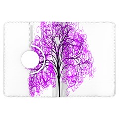 Purple Tree Kindle Fire HDX Flip 360 Case by Zeze