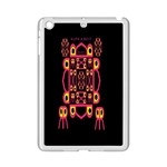Alphabet Shirt iPad Mini 2 Enamel Coated Cases Front