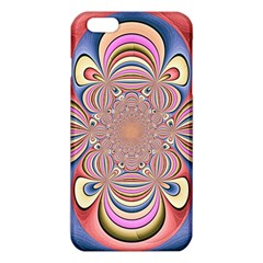 Pastel Shades Ornamental Flower Iphone 6 Plus/6s Plus Tpu Case