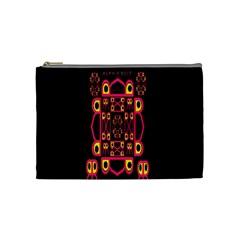 Alphabet Shirt Cosmetic Bag (medium)  by MRTACPANS