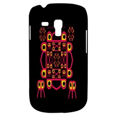 Alphabet Shirt Samsung Galaxy S3 Mini I8190 Hardshell Case by MRTACPANS
