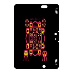 Alphabet Shirt Kindle Fire Hdx 8 9  Hardshell Case by MRTACPANS