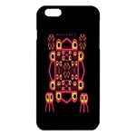 Alphabet Shirt iPhone 6 Plus/6S Plus TPU Case Front
