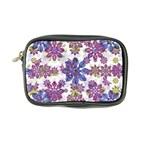 Stylized Floral Ornate Pattern Coin Purse Front