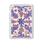 Stylized Floral Ornate Pattern iPad Mini 2 Enamel Coated Cases Front