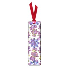 Stylized Floral Ornate Pattern Small Book Marks