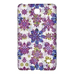 Stylized Floral Ornate Pattern Samsung Galaxy Tab 4 (8 ) Hardshell Case