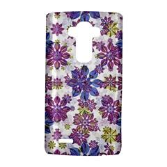 Stylized Floral Ornate Pattern Lg G4 Hardshell Case
