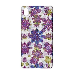 Stylized Floral Ornate Pattern Sony Xperia Z3+