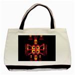 Alphabet Shirt R N R Basic Tote Bag