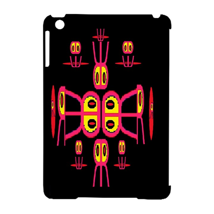 Alphabet Shirt R N R Apple iPad Mini Hardshell Case (Compatible with Smart Cover)