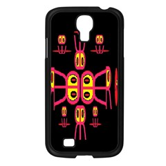 Alphabet Shirt R N R Samsung Galaxy S4 I9500/ I9505 Case (black)