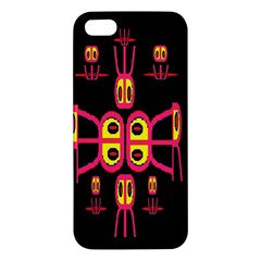 Alphabet Shirt R N R Iphone 5s/ Se Premium Hardshell Case