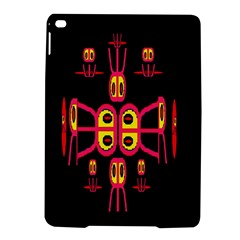 Alphabet Shirt R N R Ipad Air 2 Hardshell Cases by MRTACPANS