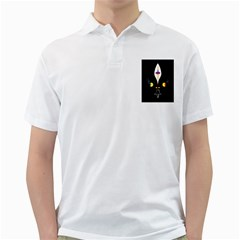 Flower Of Life Two Golf Shirts