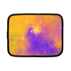 Colorful Universe Netbook Case (small)  by designworld65