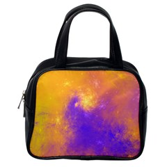 Colorful Universe Classic Handbags (one Side) by designworld65