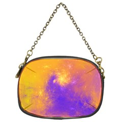 Colorful Universe Chain Purses (two Sides)  by designworld65