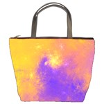 Colorful Universe Bucket Bags